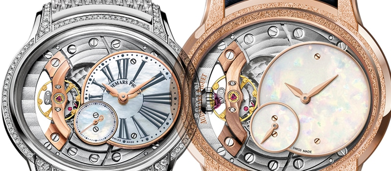 Things you should know about Audemars Piguet Millenary Collection